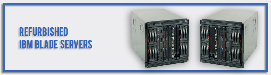 Refurbished-IBM-blade-servers