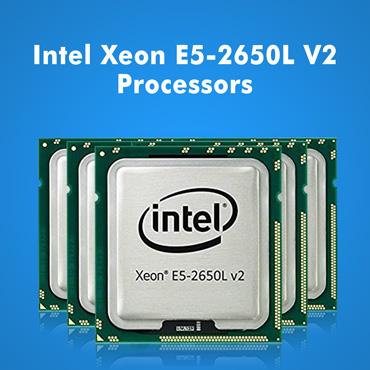 Intel Xeon E5-2650L v2 Processors