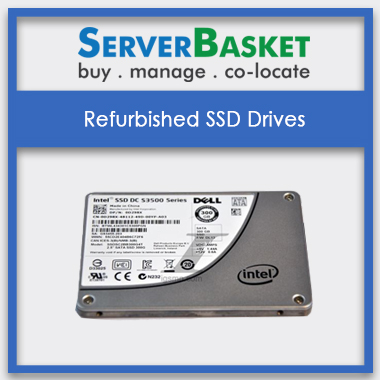 Buy refurbished SSD Drives for Cheap Price At Server Basket