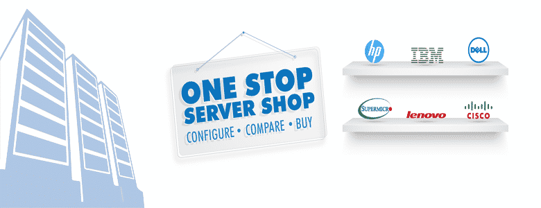Buy Server Online from Server Basket, Buy Dell Server Online, Buy HP Server Online