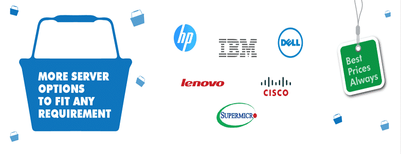 Buy Server in India, Buy Dell Server Online, Buy HP, Cisco IBM Server in India