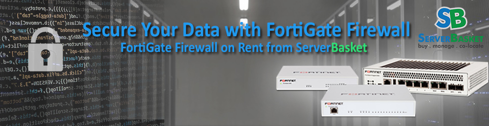 Fortigate Firewall on rent