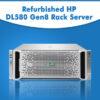 Refurbished HP DL580 Gen8 Rack Server