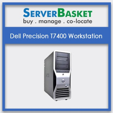 Buy Dell Precision T7400 Workstation online at lowest price on Server Basket