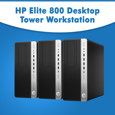 HP Elite 800 Desktop Tower Workstation