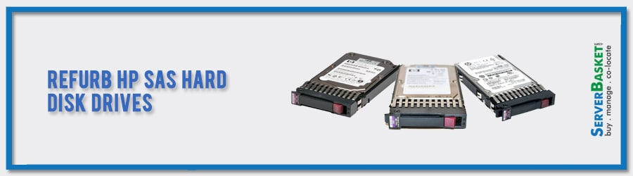 Refurb HP SAS Hard Disk Drives For Lowest Price in India