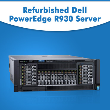 Refurbished Dell PowerEdge R930 Server