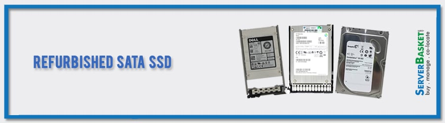Buy Refurbished SATA SSD for Lowest Price online in India from Server Basket