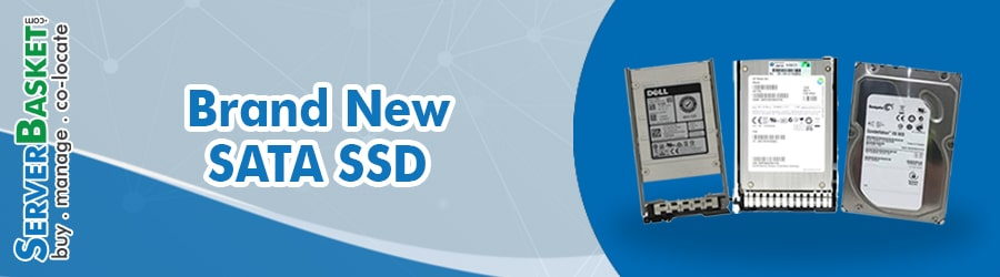 Buy Brand New SATA SSD(Solid State Drive) at Lowest Price from Server Basket Online, Buy SATA SSD