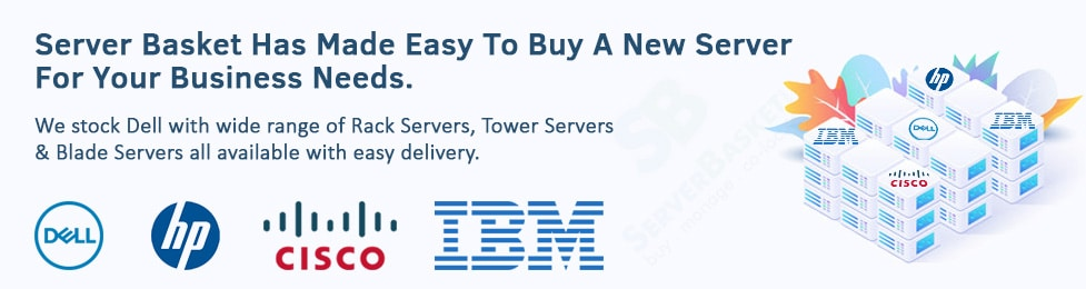Buy Latest Servers Online in India from Server Basket At Affordable Price