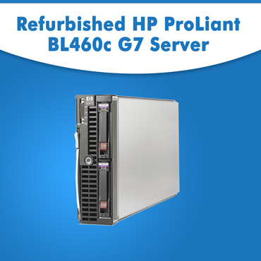 Refurbished HP ProLiant BL460c G7 Server