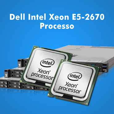 Dell Intel Xeon E5-2670 Processo