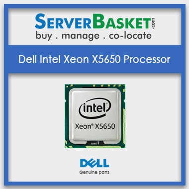 Buy Dell Intel Xeon X5650 Processors Online At Lowest Price, Purchase Dell Intel Xeon X5650 Processor in India, Buy Dell Supported Intel Xeon X5650 CPU Online