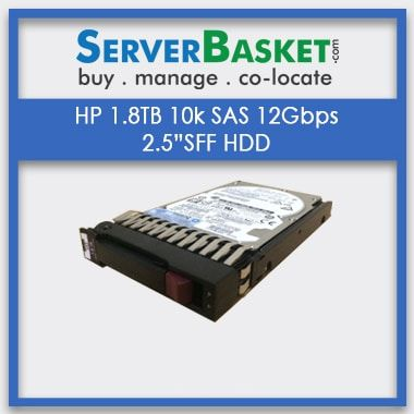 "Buy HP 1.8TB 10k SAS 12Gbps 2.5"" HDD Hard Drive At Lowest Price in India, Purchase HP 1.8TB SAS HDD Hard Drive, Purchase HP 1.8TB 10k SAS HDD Drive Online"