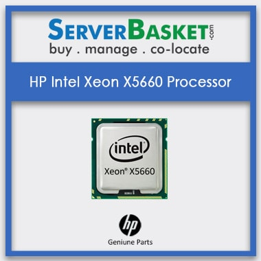 Buy HP Intel Xeon X5660 Processor in India At Affordable Price Online, Purchase HP Intel Xeon X5660 Processor Online, Order HP Intel Xeon X5660 CPU Online