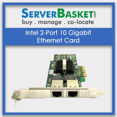 Buy Intel 10GB Ethernet Card Online, 10GB Network Card, Intel X520 DA2, Intel 10GB Ethernet Card Fibre Lan Card, Fiber Optic Lan Card, 10 Gigabit Ethernet switch