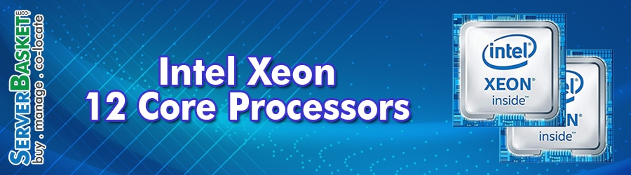 Buy Intel Xeon 12 Core Processors Online At Offer Price in India from Server Basket, Purchase Intel Xeon 12 Core Processors