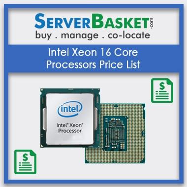 HP, Dell, IBM, Cisco, Fujitsu Servers Price List In India