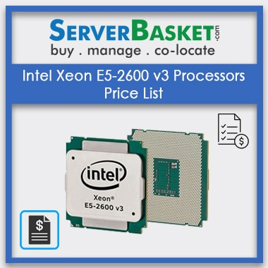 Buy Intel Xeon E5-2600 Processors in India At Best Price