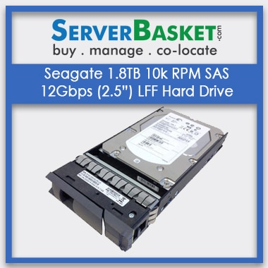 "Buy Seagate 1.8TB 10k SAS 12G(2.5"") HDD Online from Server Basket At Cheap Price in India, Order Seagate 1.8TB 10k SAS 12G(2.5"") HDD Online, Purchase Seagate 1.8TB SAS HDD"