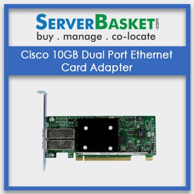 Buy Cisco 10GB Lan Card, Purchase Cisco 10GB Ethernet Card Online, Order Cisco 10Gbe SFP+ Lan Card