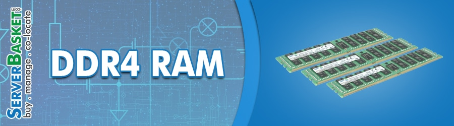Buy DDR4 RAM (HP, DELL & IBM Server Memory) At Best Price in India Online From Server Basket