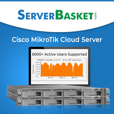 MikroTik Cloud Server