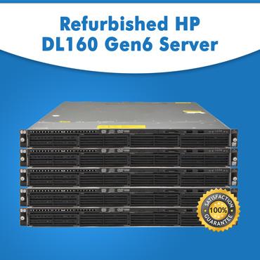 Refurbished HP DL160 Gen6 Server