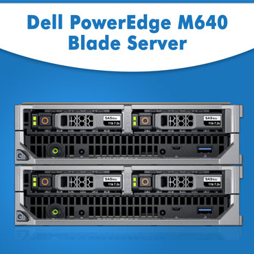 Dell PowerEdge M640 Blade Server