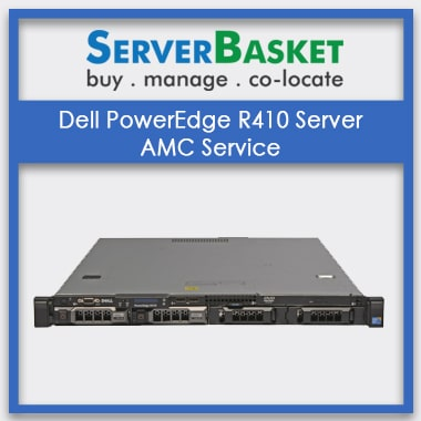 Dell PowerEdge R410 Server AMC Service | Dell Server AMC | Server AMC in India
