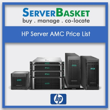 HP Server AMC Price List | HP ProLiant Rack, Tower & Blade Server Managment At Low Cost