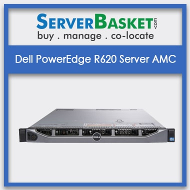 Dell PowerEdge R620 Server AMC | Dell R620 Server Annual Maintenance | Dell AMC At Low Cost
