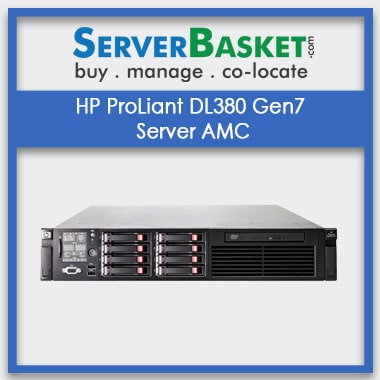 HP ProLiant DL380 Gen7 Server AMC | HP DL380 Gen7 Server At Lowest Price Online | HP Server AMC Service | HP DL380 Gen7 Server At Best Price