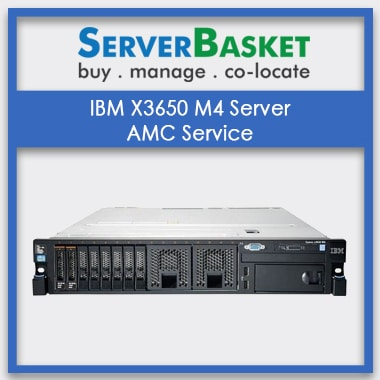 IBM X3650 M4 Server AMC | Server AMC At Low Cost | Server Management Services in India