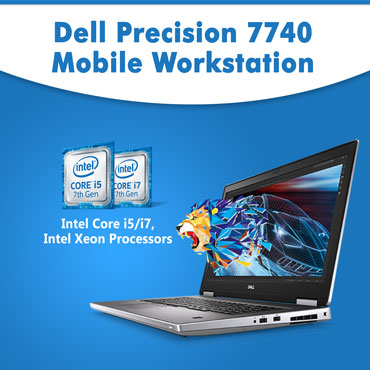 Dell-precision-7740-mobile-workstation-with-intel-i5-i7-xeon-processors