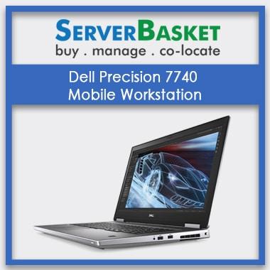 Dell Precision 7740 Mobile Workstation | Dell 7740 Workstation