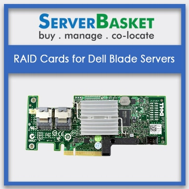 RAID Cards for Dell Blade Servers | Dell RAID Cards Online