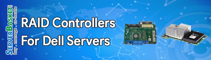 Raid Controllers For Dell servers