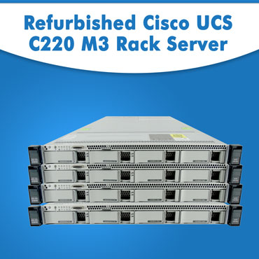 Refurbished Cisco UCS C220 M3 Rack Server