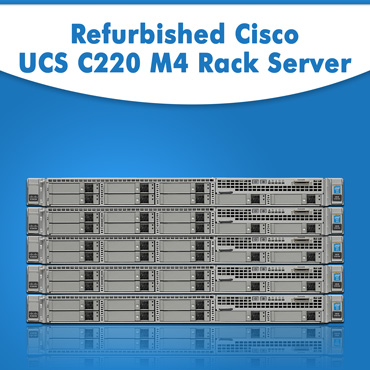 Refurbished-Cisco-UCS-C220-M4-Rack-server