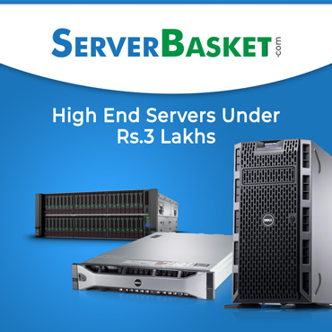 Refurbished Servers Under Rs.300000