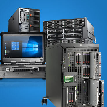dell hp ibm and other storage servers under 40000 for rental