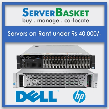 Servers on Rent under Rs 40,000 | Server Rental At Lowest Price