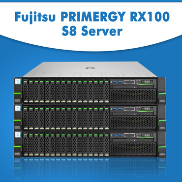 Fujitsu PRIMERGY RX2520 M1 Rack server | Fujitsu Rack Server for Sale
