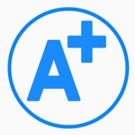 A+-min