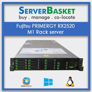 Fujitsu PRIMERGY RX2520 M1 Rack server   Fujitsu Rack Server for Sale