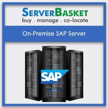On-Premise SAP Server | SAP Server At Organization Premise | Best SAP Server with Cloud Migration