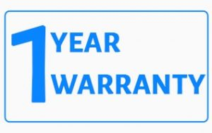 1-Year Warranty For Refurbished Dell PowerEdge R710 Server