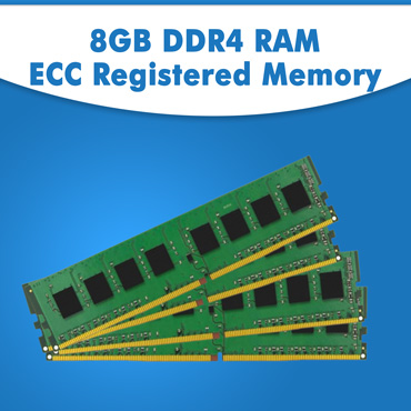 8GB DDR4 RAM For Dell, HP, IBM, Server At best Price In India