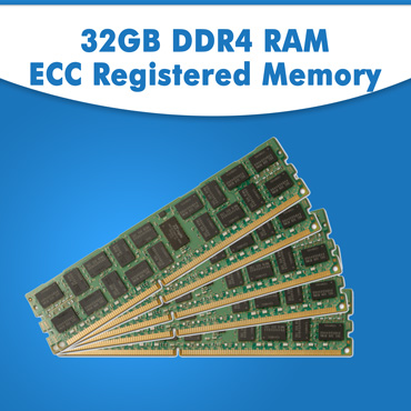 Buy 32GB DDR4 RAM Online At Server Basket | Get 32GB RAM DDR4 At Lowest Price | Get Huge Memory Capacity With 32GB DDR4 Memory